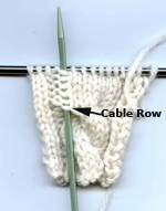 Counting Cable Rows